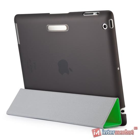 Чехол для планшета, Speck, iPad4/iPad3/iPad2, SmartShell SPK-A1202, Чёрный