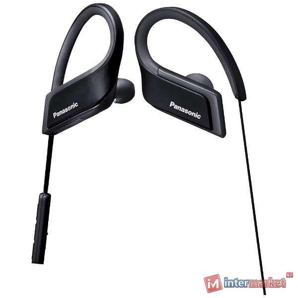 Наушники-вкладыши беспроводные Panasonic RP-BTS30GC-K Bluetooth (черный)
