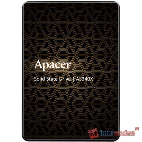 Твердотельный накопитель SSD Apacer AS340X AP960GAS340XC-1 960 GB SATA