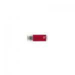 Флэшка 8GB 3.0 PQI 627V-008GR9001 красный